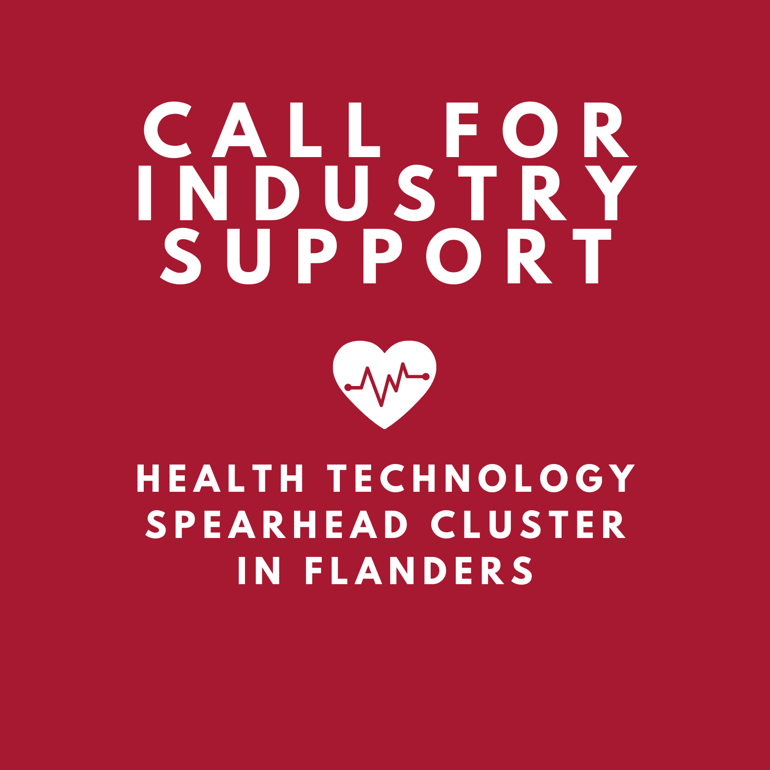 call for industry support