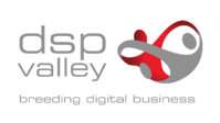 DSP Valley logo with tagline