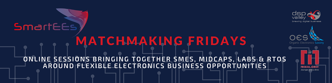 SmartEEs Matchmaking Fridays Overall Banner